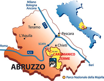 Find out about Pescara Abruzzi Italy