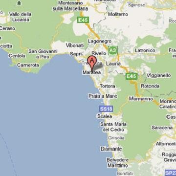 Sapri Cartina Geografica.Maratea Also Known As La Perla Del Tirreno