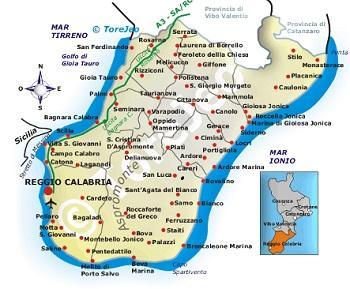 Reggio di Calabria traveling guide