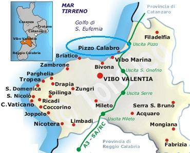 Virtual guide to Pizzo Calabro