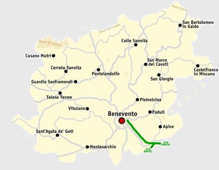 Discover Campania South Italy