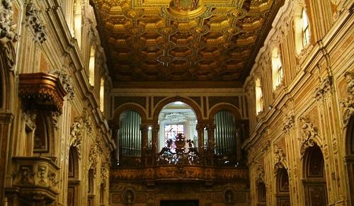 Basilica Santuario Carmine Maggiore