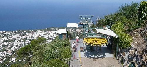 capri islands naples