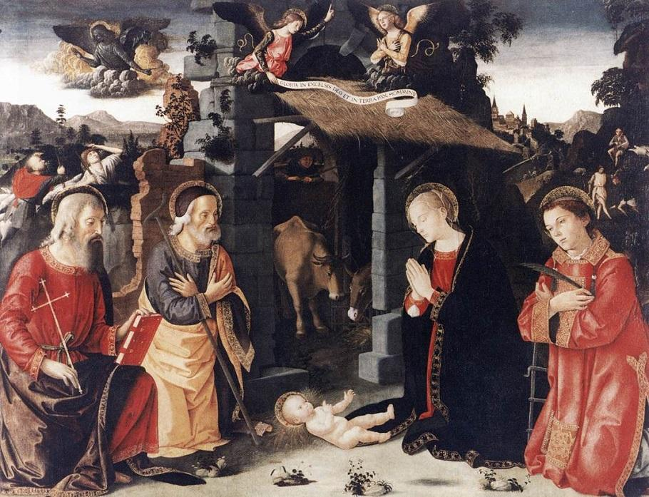 When Was Christmas First Celebrated.Italian Christmas Tradition