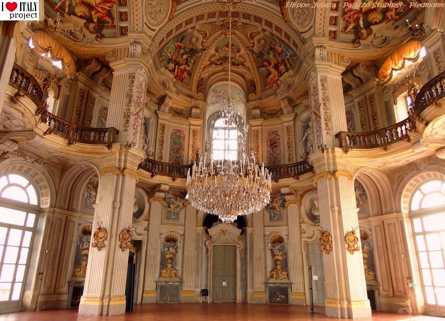 Italy baroque and rococo architecture art for Baroque architecture examples