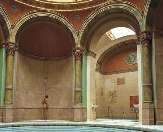 Top 100 resort thermal spa in italy for Uniform spa italy