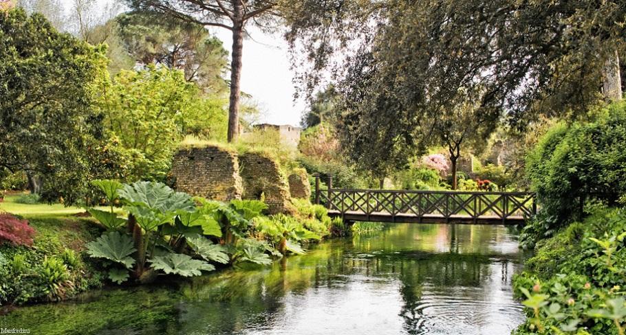 Administrarea setărilor de confidențialitate - I giardini di ninfa groase